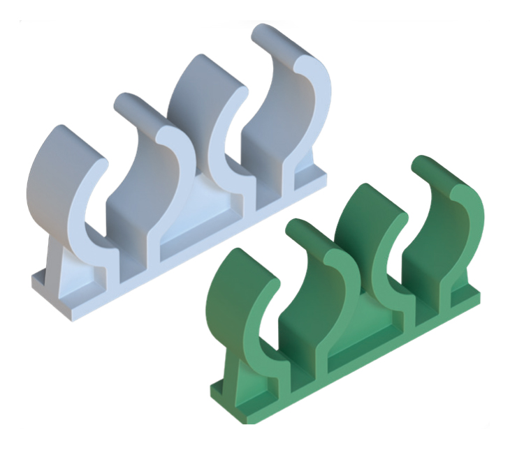 PPRC Double Pipe Clamp