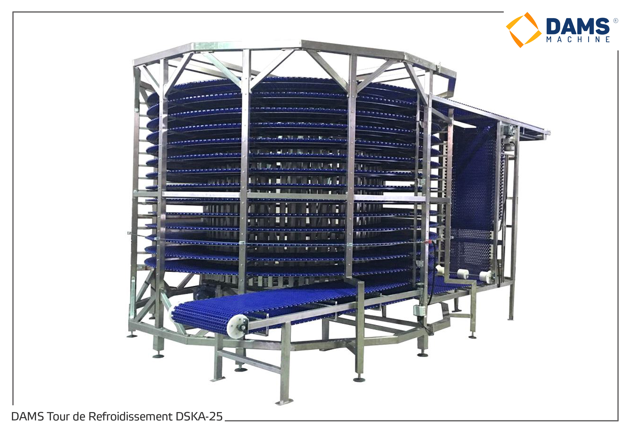 DAMS Cooling Tower