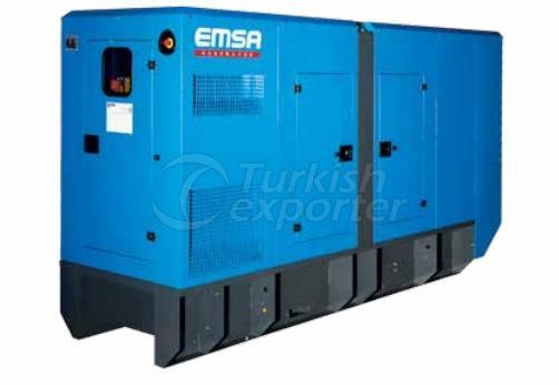 E KB XX 0010 Diesel Generator Set
