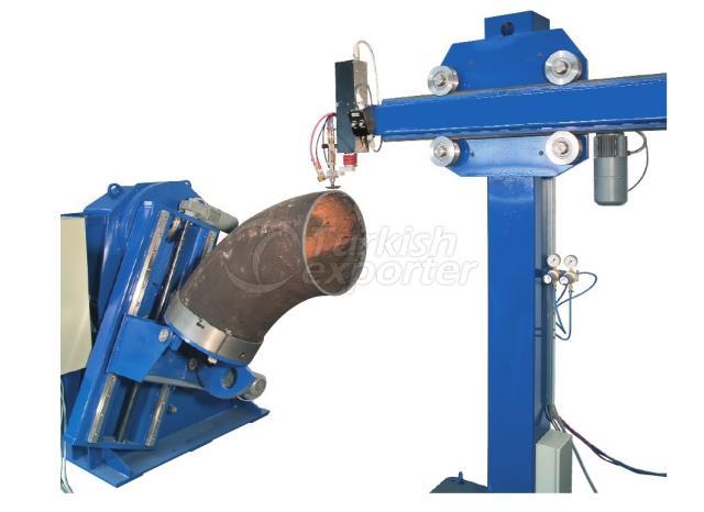 Elbow Cutting-Welding Machines