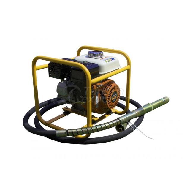 Spiral Type Gasoline Engine Vibrator