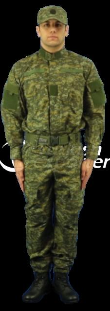 Kosovo Training Uniform