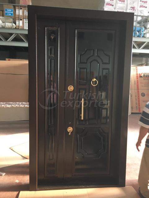 steel safety door 5