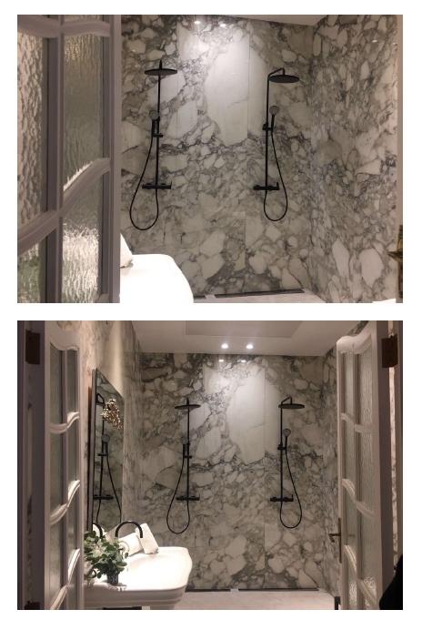 Karara Marble Bathroom