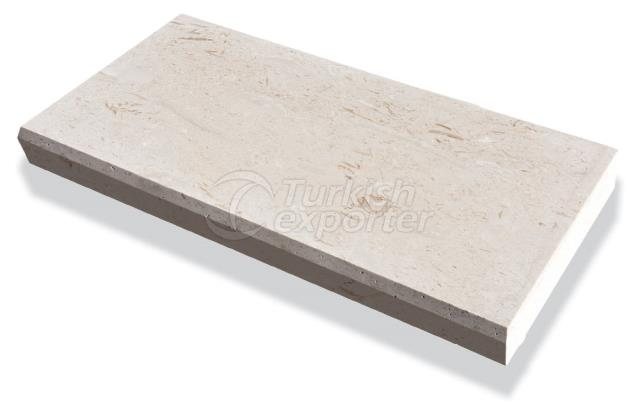 Tumbled Pool Coping Marble