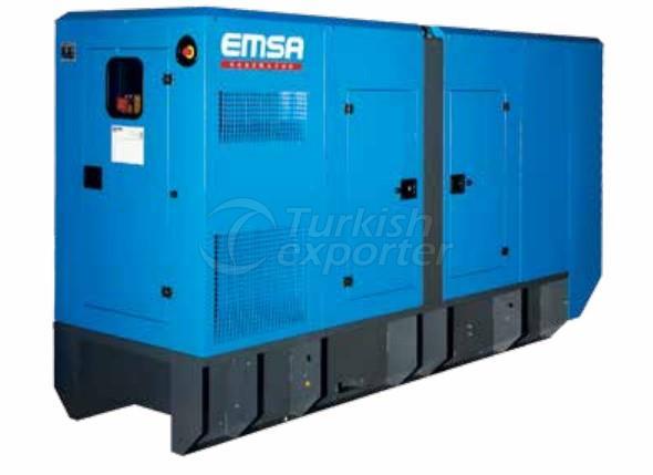 E KB XX 0023 Diesel Generator Set