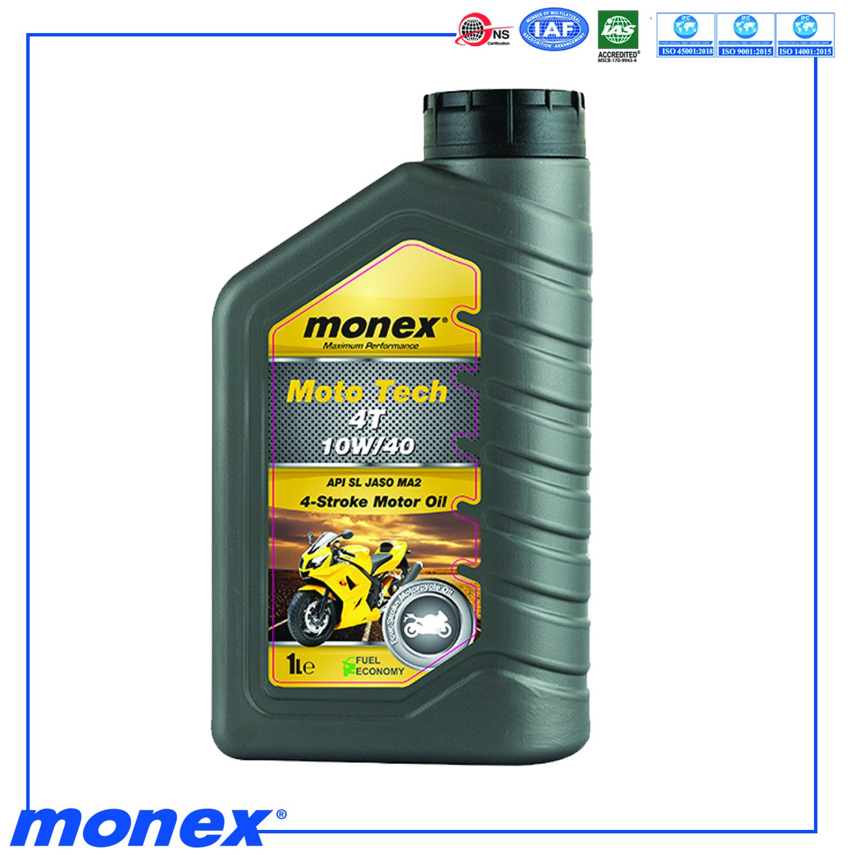 4T 10W40 Motorcycle Oil