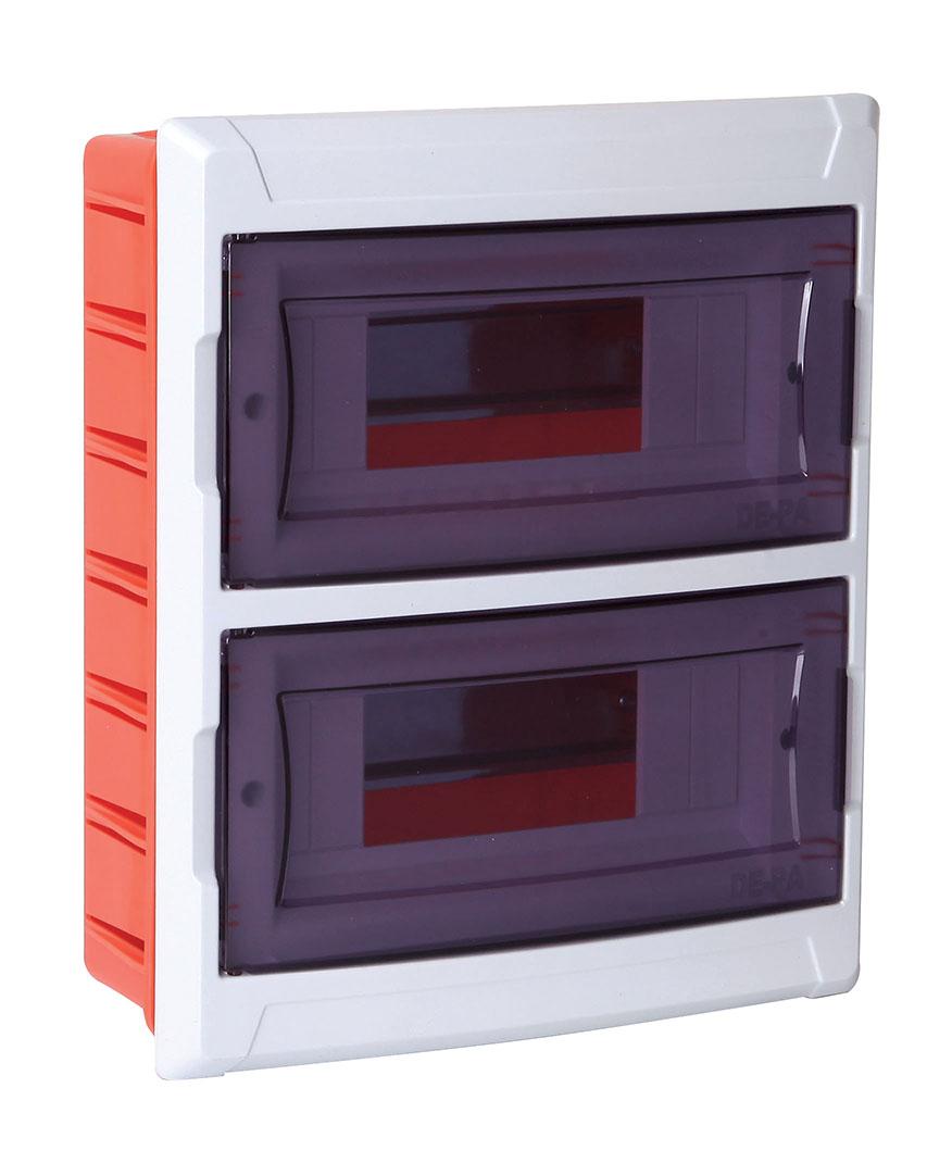 24 FLUSH MOUNTED FUSE BOX