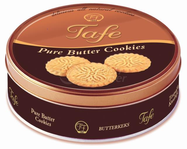 Bolachas de Manteiga Pura Tafe