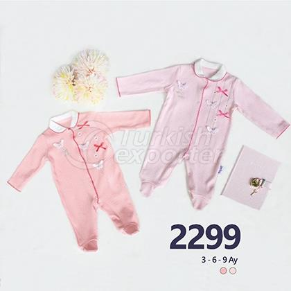 Baby Coveralls - 2299