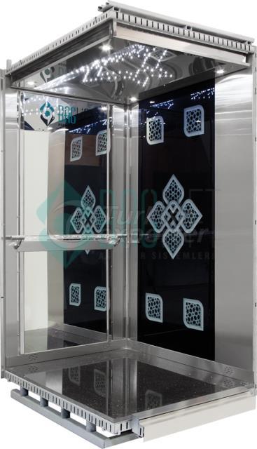 Lift Cabins B153