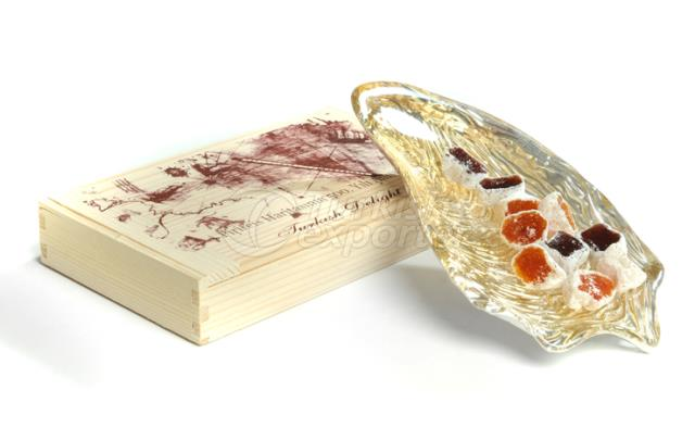 TURKISH DELIGHT 500 GR BOX