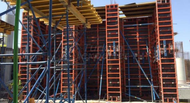 Rapido Panel Duvar Formwork