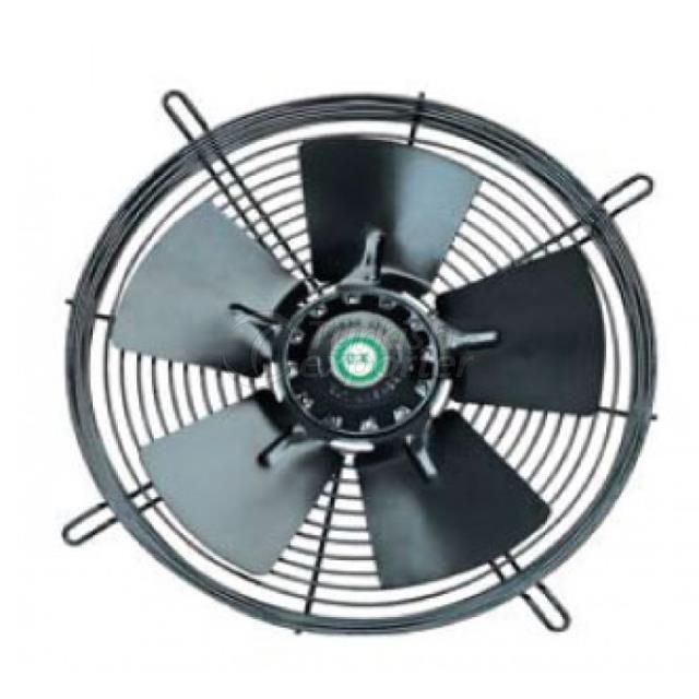 Wire Cased Axial Fans DTKA-35-300