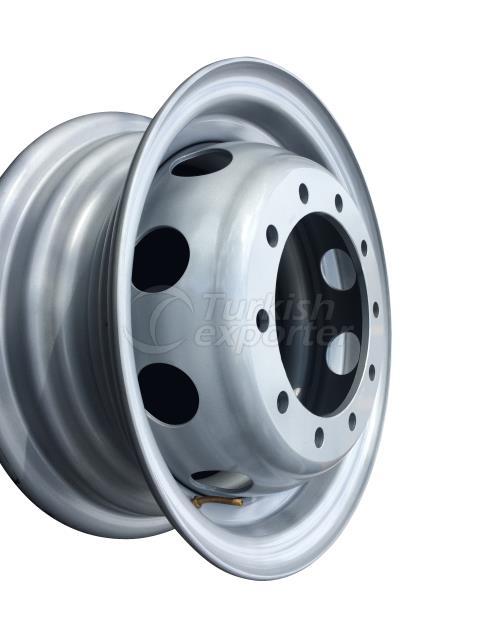 ubeless Wheel 8.5x24 T
