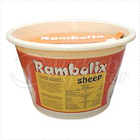 Rambolix  Sheep-Goat  Licking Block