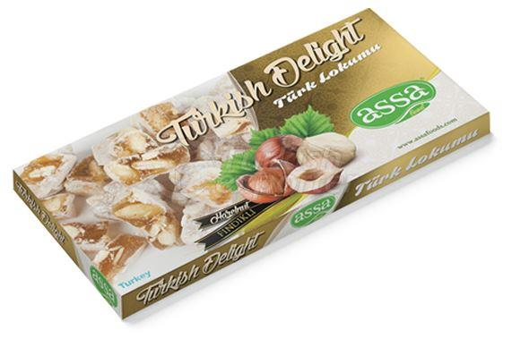 Turkih Delight with Nut