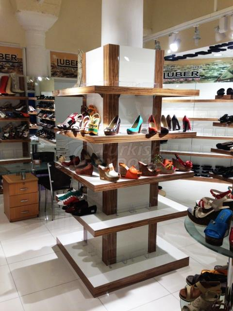 Chaussures Rack Systems