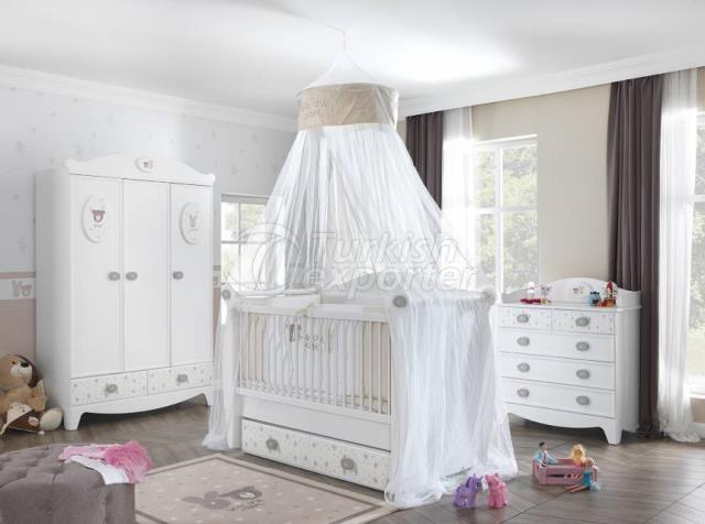 غرفة اطفال الارنب