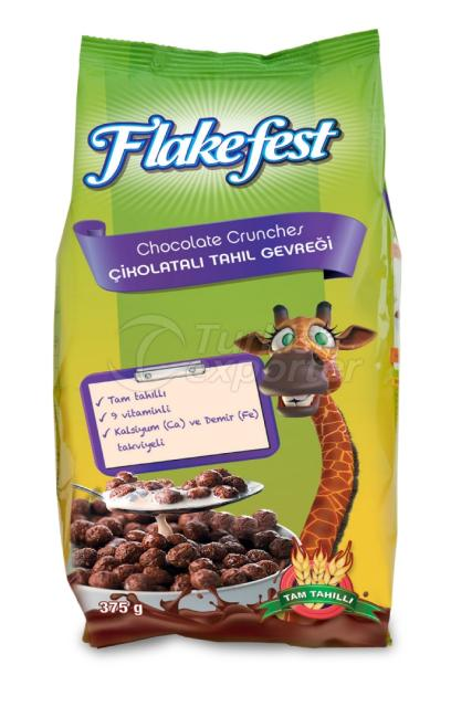 Chocolate Crunches