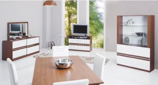 Dining Room LWD-3 DENIZ BROWN