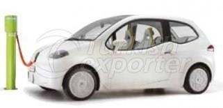 Electric Vehicle Motor Control Unit
