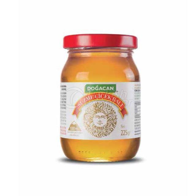 Filtered Flower Honey