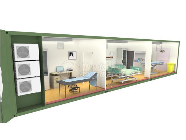 Hôpital mobile