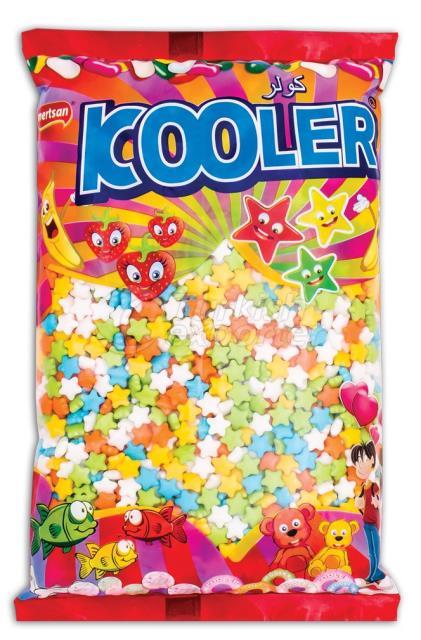 Kooler Star Dragee Candy Bulk