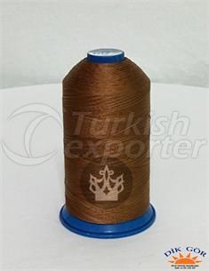 Renkli Tekstürize Polyester İplik 5212