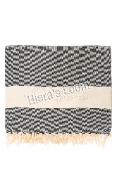 Herringbone بطانية TIM7095