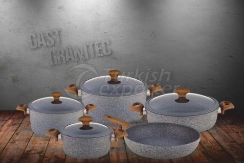 Ultima Granitec 9 Pcs Set