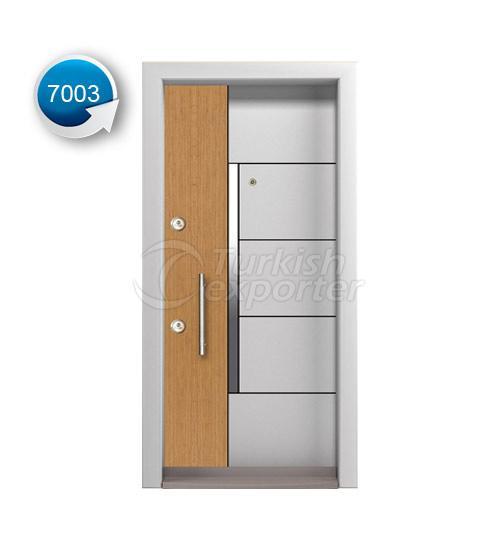 Çelik Kapı Zenth 7003