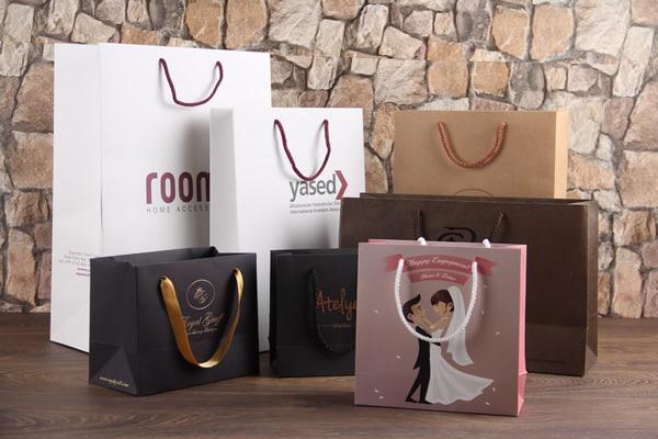 Types de sacs en carton