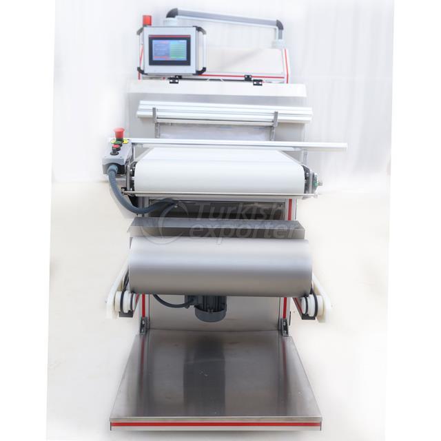 Dough Sheeter Machine Front
