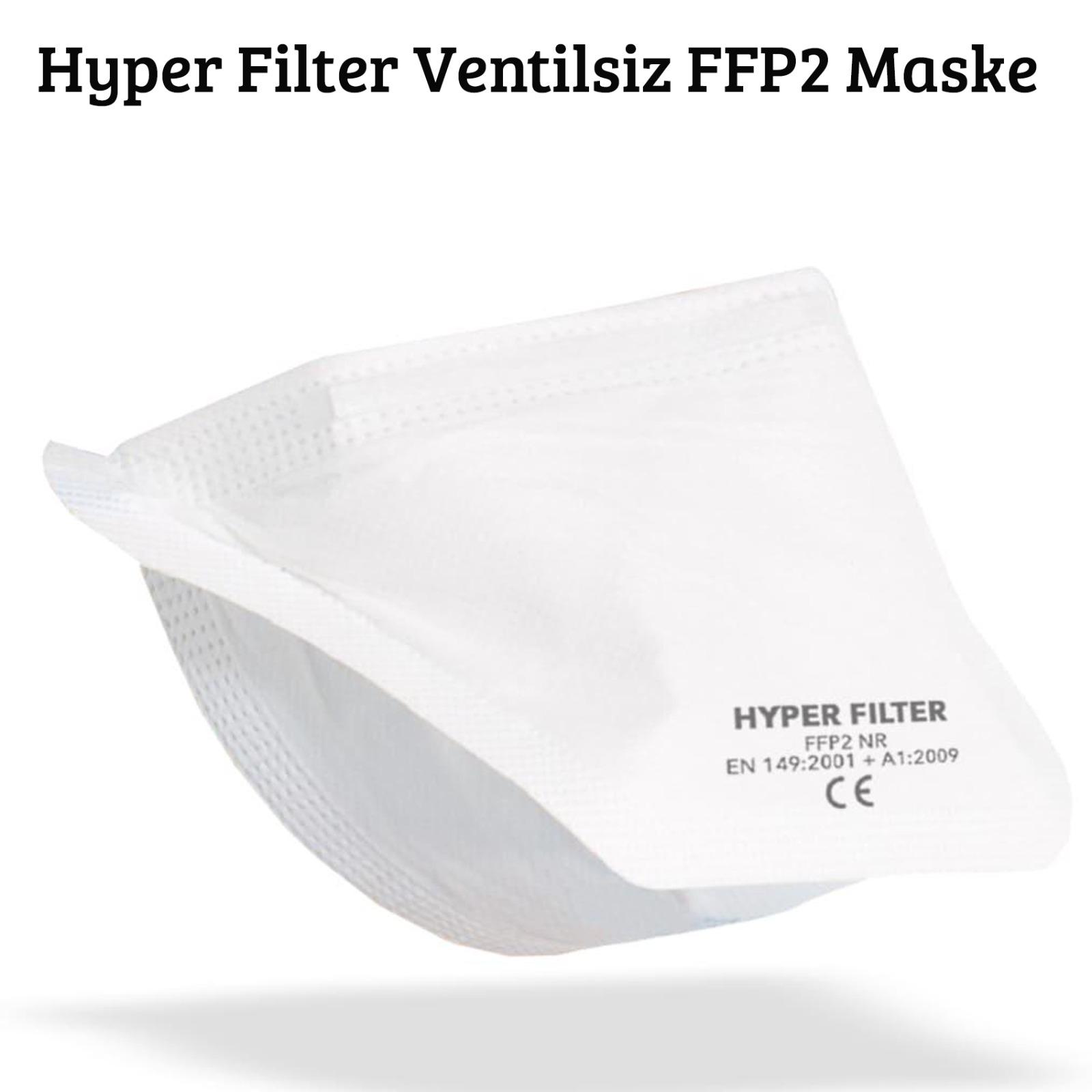 HYPER FILTER FFP2  MASK FOR SALE