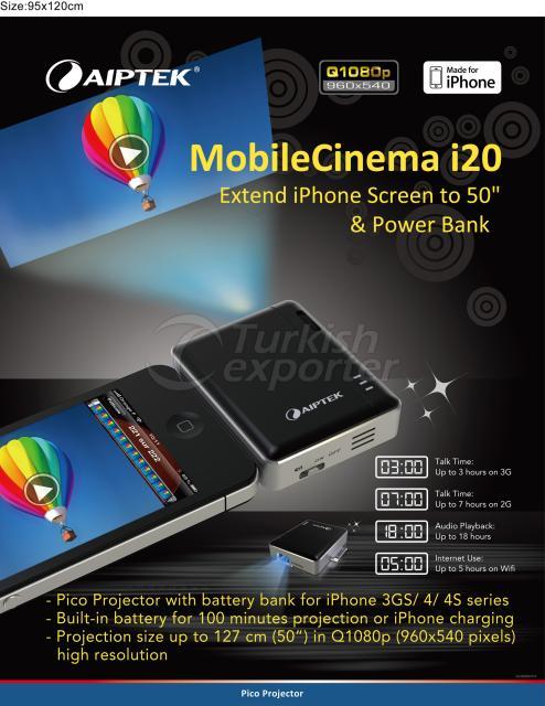 Aiptek I20 Mobile Projeksiyon