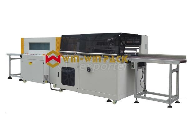 High Speed Side Sealing and Shrinki