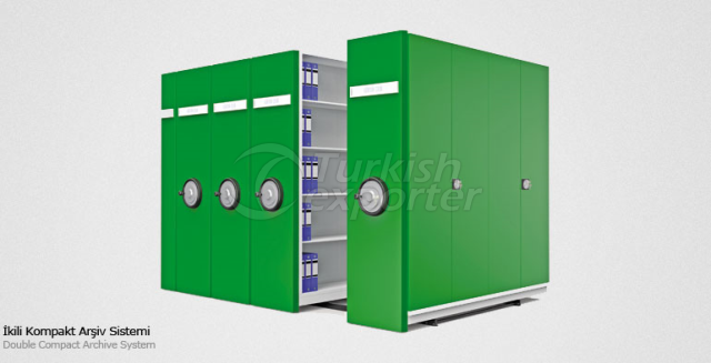 Dual Compact Archive Systems
