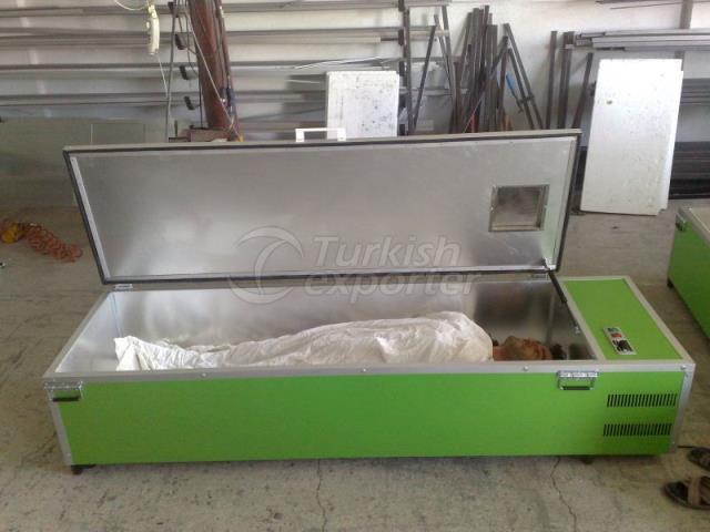 Air Conditioned Coffins