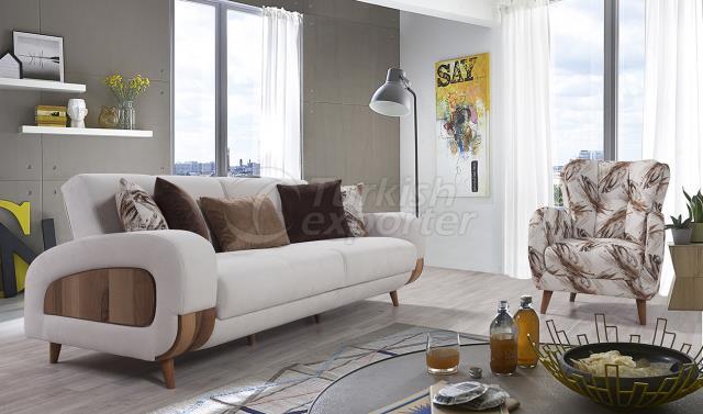 Conjunto de sofás Sembol