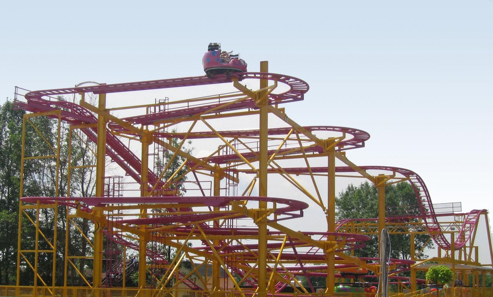Speedy Coaster