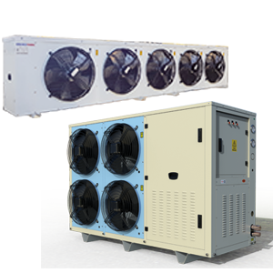 Split Cooling Devices