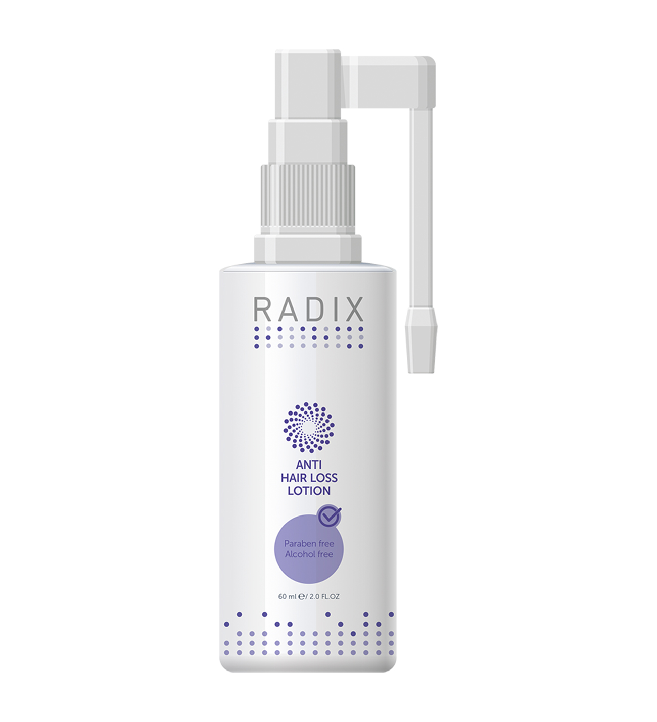RADIX SPILL AGAINST LOTION 60ML