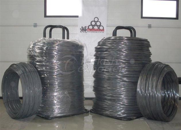 Phosphated Wire