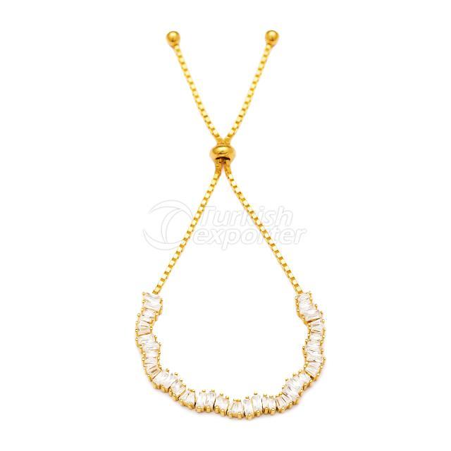 Theia Silver Tennis Bracelet