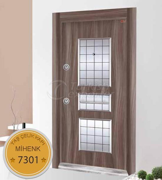 Çelik Kapı - Mihenk 7301