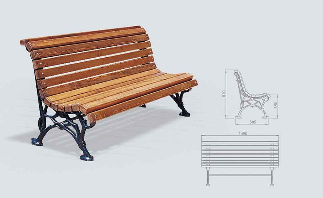 Benches TB-101