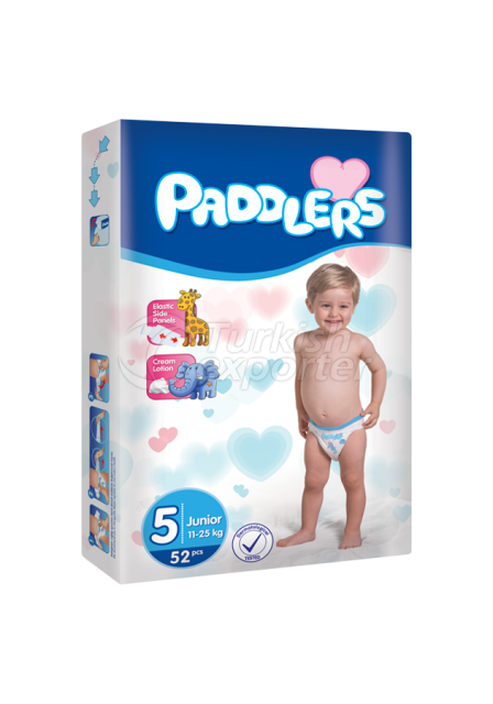 Baby Diapers Paddlers Junior