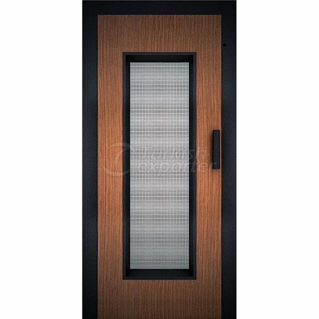 Semi-Automatic Door NZR-001